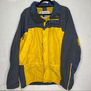 Columbia Core Interchange Snow Jacket Shell Large
